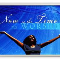 Come, Now Is The Time To Worship Lyrics and Chords