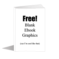 Free Blank Ebook Graphics