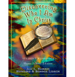 discovering who i am in christ deeper roots publication